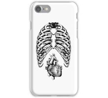 Rib Cage / Heart iPhone Case/Skin