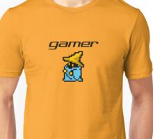 Gamer - Final Fantasy Black Mage Unisex T-Shirt