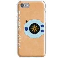 Courage - Digivice Crest iPhone Case/Skin