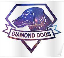 Diamond  universe Poster