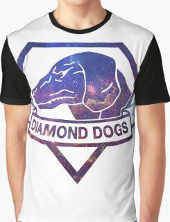 Diamond  universe Graphic T-Shirt