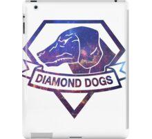 Diamond  universe iPad Case/Skin