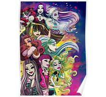 Monster High. Poster
