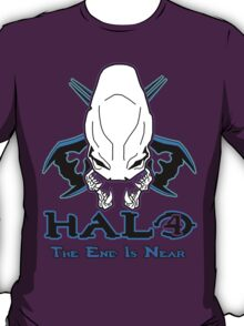 *NEW* HALO 4 - THE END IS NEAR -  T-Shirt