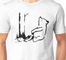Banksy - Winnie the Pooh Unisex T-Shirt