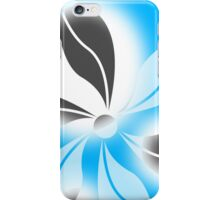 White Flower iPhone Case/Skin
