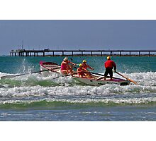 Williamstown at Vic Masters, Lorne, 2011 Photographic Print