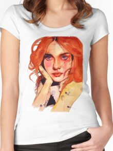 Motley Women's Fitted Scoop T-Shirt