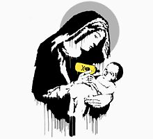 Banksy - Virgin Mary (Toxic Mary) Unisex T-Shirt