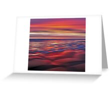 Mulberry Beach Greeting Card