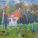 Gobba Cottage by David Hinchliffe
