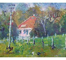 Gobba Cottage Photographic Print