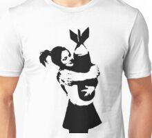 Banksy - Bomb Love Unisex T-Shirt