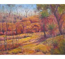 Pilbara Red  Photographic Print