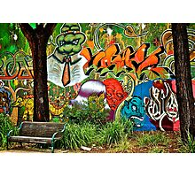 Urban Park Photographic Print