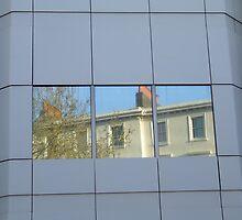 Reflection, Pimlico, London by exvista