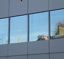 Reflection 2, Pimlico, London by exvista