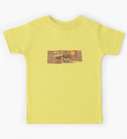 Stick Friends Kids Tee