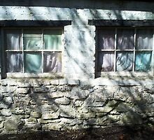 The Witches Window under the Cold Fingers of Shadows by Andy Freer