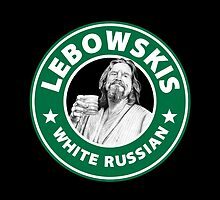 Lebowskis White Russian. by GENEROUSLYFUNNY