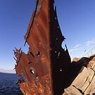 "The Wreck Of The ""Adolphe"", Newcastle, Australia 2008 by muz2142"