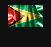 Guyana Flag Women's Fitted Scoop T-Shirt