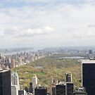 NYC 2012 Spring - from the top of the Rock by JenniferW