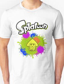Splatoon Squid - Colour Yellow T-Shirt