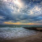 Sunset Before The Storm by Craig & Suzanne Pettigrew