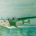Flying Boat by Olive Denyer
