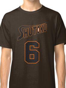 Kuroko No Basket Shutoku 6 Midorima Jersey Anime Cosplay Japan T Shirt Classic T-Shirt