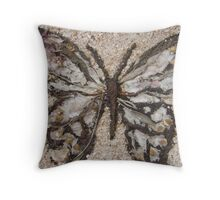 BUTTERFLY ~ 9 HOPE Throw Pillow