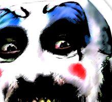 Don't you like clowns? Sticker