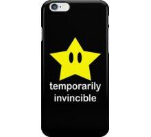 Temporarily Invincible iPhone Case/Skin