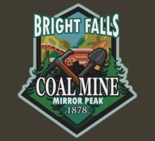 Bright Falls Coal Mine by stephenb19