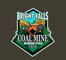 Bright Falls Coal Mine Unisex T-Shirt