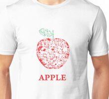 apple e=mc2 Unisex T-Shirt