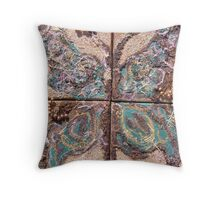 BUTTERFLY ~ 18 FOUNTAIN Throw Pillow