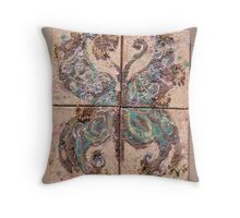 BUTTERFLY ~ 19 SQUARE Throw Pillow