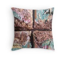 BUTTERFLY ~ 21 UNION Throw Pillow