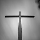Cross by Andrejs Jaudzems