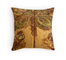 BUTTERFLY ~ 25 BOARD Throw Pillow