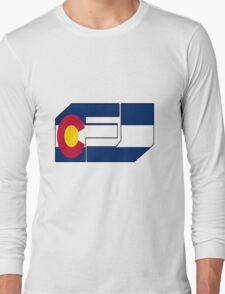 fj colorado  Long Sleeve T-Shirt