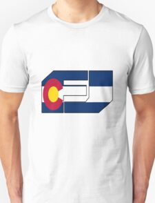 fj colorado  T-Shirt