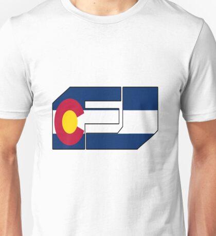 fj colorado  Unisex T-Shirt