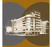 constructivism architecture Photographic Print