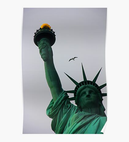 Liberty in Flight Poster