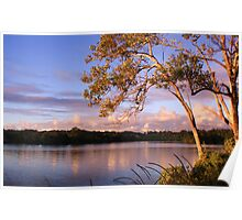 tweed river... Poster