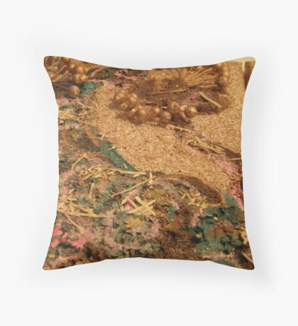 BUTTERFLY ~ 34 SPIRIT Throw Pillow