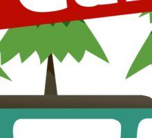 Splatfest Team Cars v.2 Sticker